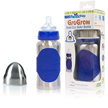 GroGrow 10oz Bottle by Pacific Baby