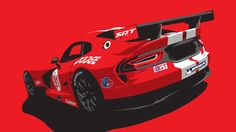 Dodge Viper by Tod Deppe