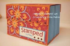 """Stamped Image Folder"" Tutorial"