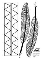 150 МАСКИ – шаблони за разпечатване   krokotak