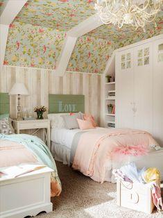 Land Of Nod Bedroom – Home Bedroom Bedroom Vanity Set, King Bedroom Sets, Home Bedroom, Kids Bedroom, Bedroom Furniture, Bedroom Decor, Pink Green Bedrooms, Bedroom Green, Bedroom Images