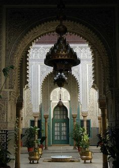 Fez, Morocco insane details ..in love