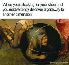 "17 Medieval Memes That'll Make You Wonder What In The Flying F*ck Was Going On Back Then - Funny memes that ""GET IT"" and want you to too. Get the latest funniest memes and keep up what is going on in the meme-o-sphere. Renaissance Memes, Medieval Memes, Stupid Funny, The Funny, Funny Jokes, Funniest Memes, Funny Laugh, Memes Humor, Meme Internet"