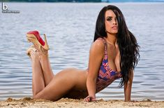 Abigail Ratchford Wins December 2013 - Click Play in Slide Show to Reveal Hidden Pinterest Pictures