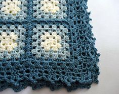 Made to order Crochet baby blanket
