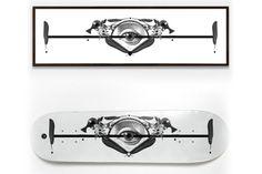 Un skate tape à l'oeil