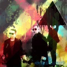 Depeche Mode - Delta Machine by Shrauger aka rUmPeLsTiLtSkIn