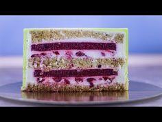 Рецепт торта который удивил моих гостей. Собираем и выравниваем торт + оригинальная начинка и крем - YouTube