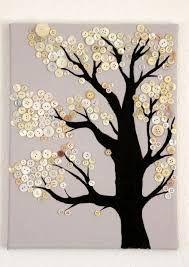 Resultado de imagem para quadro árvore com botões