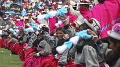 La fiesta de la Candelaria se vive y disfruta con danzas | El Comercio Perú