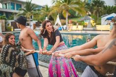 10 Fun and Quirky Mehndi Games That Your Wedding Guests Will Love Indian Wedding Games, Wedding Songs, Wedding Tips, Wedding Couples, Wedding Photography Packages, Event Photography, Holi Festival Of Colours, Boys Vs Girls, Mehndi Ceremony