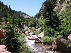Eldorado Canyon State Park