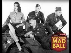 ▶ Operation Mad Ball (1957) - YouTube