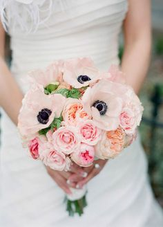 Spring is a time for the snow to melt, skies to clear, and flowers to grow. As we welcome in a new season with bunches of fresh blooms, we also welcome in wedding season! Springtime means all your favorites flowers are finally ready to be picked and could be the perfect addition to your bridal bouqu