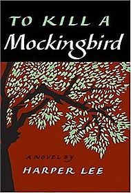 "To Kill a Mockingbird, Harper Lee. ""I wanted you to see what real courage is, instead of getting the idea that courage is a man with a gun in his hand. It's when you know you're licked before you begin, but you begin anyway and see it through no matter what."" and also, ""pass the damn ham, please."""