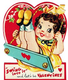 vintage valentine* Free paper dolls at Arielle Gabriel's The International Papef Doll Society and The China Adventures of Arielle Gabriel the huge China travel site by Arielle Gabriel * Valentine Images, My Funny Valentine, Vintage Valentine Cards, Vintage Greeting Cards, Vintage Holiday, Valentine Crafts, Valentine Day Cards, Vintage Postcards, Happy Valentines Day