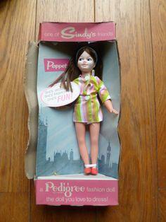 SINDY'S FRIEND POPPET DOLL, ORIGINAL BOX | eBay