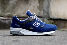 "New Balance CM1600 ""Heritage Blue.""  Not much of a shoe fanatic. But this.. .Would wear."
