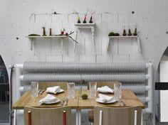 Eska: Židle jako ze školy, jídlo jako od babičky | Insidecor - Design jako životní styl