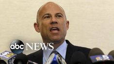 Michael Avenatti arrested, charged with extortion Abc News, New Work, New York City, Politics, Faces, Entertainment, Nike, Hot, Youtube