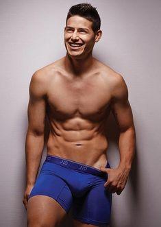 James Rodriguez shirtless body...