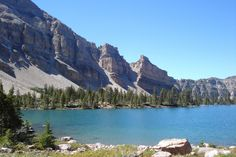 Backpack to Amethyst Lake
