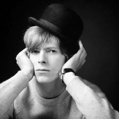 Bowie 1967 - Ph. Gerald Fearnley