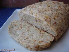 pan de arroz y trigo sarraceno