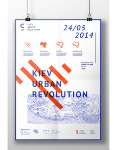 City Sense Platform poster / by Irene Shkarovska