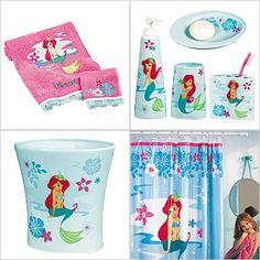 Little Mermaid Bathroom Set. Disney Ariel Bathroom Set Then Theres An Ariel Bath Accessories Set Again