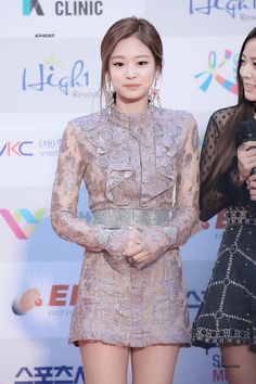 BLACKPINK's Jennie recently stunned fans with her classy red carpet look for the Seoul Music Awards. Jennie continues to blow fans away with her jaw-dropping fashion style. From classy modern dresses to casual wear Jennie is already becoming a top trendsetter in K-pop. Her petite frame and adorable baby-face contrasted her mature fashion choices at her recent...