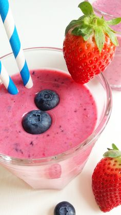 Lemon Smoothie, Smoothie Drinks, Fruit Smoothies, Healthy Smoothies, Breakfast Options, Fruits And Veggies, Frozen, Food And Drink, Desserts
