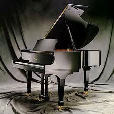 STUNNING GRAND PIANO ART PHOTO  http://pinterest.com/cameronpiano