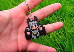 Image result for hama beads batman vs superman