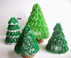 132 Best Quilling Christmas Trees Images Quilling Christmas