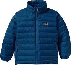 Patagonia Baby Down Sweater (infants') - Bandana Blue
