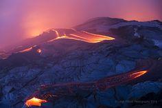 Hawaii - Big Island @ Hawaii Volcano's National Park