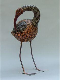 Pattern Art, Art Patterns, Gourd Art, Bird Design, Clay Pots, Ancient Art, Medium Art, Gourds, Bird Feathers