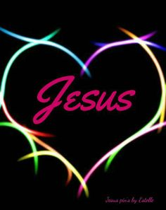 Jesus is the sweetest Name I know !  I love you Jesus !