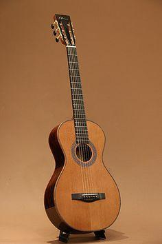 アコースティックギター Kathy Wingert(キャシー・ウィンガート) Model P Jacaranda 2011