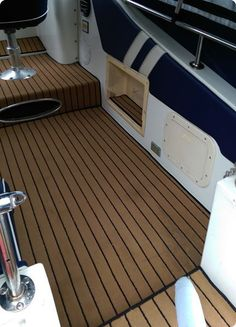 Marine Carpet for your boat in a variety of styles, teak look and many more. Marine carpet for your jetty in a variety of colours. Marine Carpet, Gold Coast, Teak, Upholstery, Colours, Outdoor Decor, Home Decor, Style, Swag
