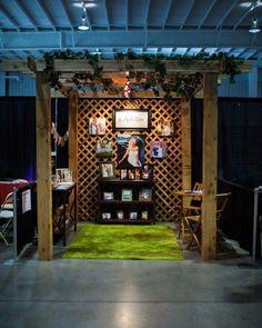 Apple Wine : Our Bridal Show Booth! | Kansas City Wedding Photographer