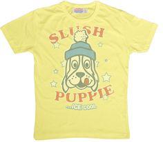 Retro T-Shirt (pinned by www.redwoodclassics.net).