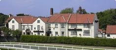Catterick Bridge  Hotel Be Richmond, North Yorkshire taken from Catterick Race Course