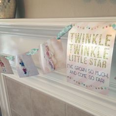 Twinkle, Twinkle Little Star First Birthday Party Ideas - click to see full party!