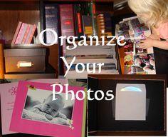 Different ways to organize photos