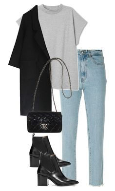 """""""Untitled #4849"""" by theeuropeancloset on Polyvore featuring Magda Butrym and Chanel"""