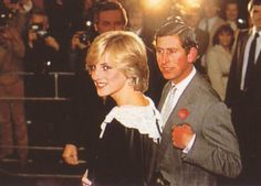 Charles and Diana and the never-ending paparazzi