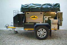 Off-Road Camping Trailers | Bushwakka Off-road 4x4 Trailers