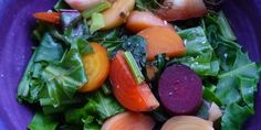 Pressure Cooker Orange Scented Beet Salad....vegan.